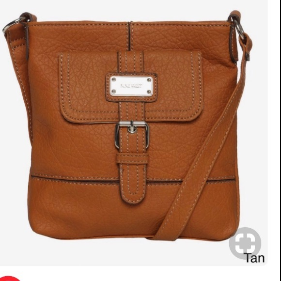 f4dd270b40 Nine West Rocky Mini Crossbody Bag brown. M 5ae4cfab077b97c8c1d99439